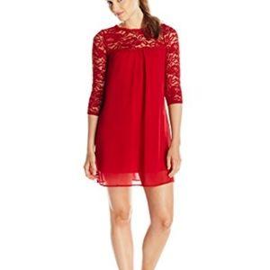 Lace Babydoll Dress